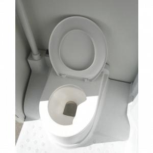 mini site office toilet